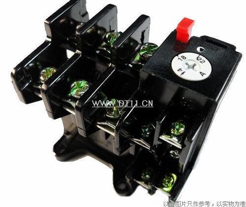 热过载继电器jr36-20